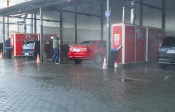 3.Myjnie samochodowe na Mazurach, AQUA Giżycko