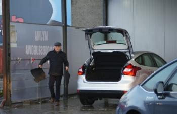 Myjnia samochodowa AQUA w Giżycku