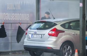 Myjnie samochodowe na Mazurach, AQUA Giżycko